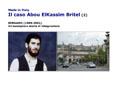 7. Il caso Abou ElKassim Britel [2] - Bergano (1989-2001)
