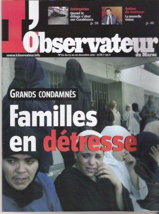 L'Observateur du Maroc, n. 101, 3-9 décembre 2010